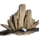 Driftwood Tealight Shelf